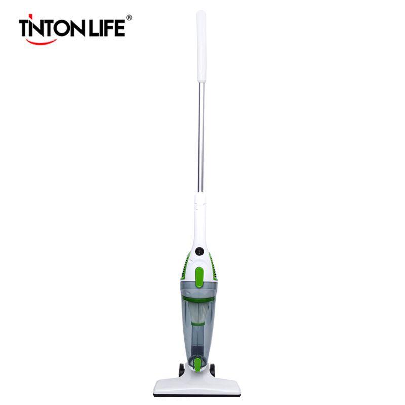 TintonLife Fashion promotion Portable ultra-quiet vacuum cleaner mini handheld suction machine mite Terminator