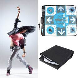 New Anti Slip Dance Revolution Pad Mat Dancing Step for Nintendo for WII for PC TV Hottest Party Game Accessories Free Shipping