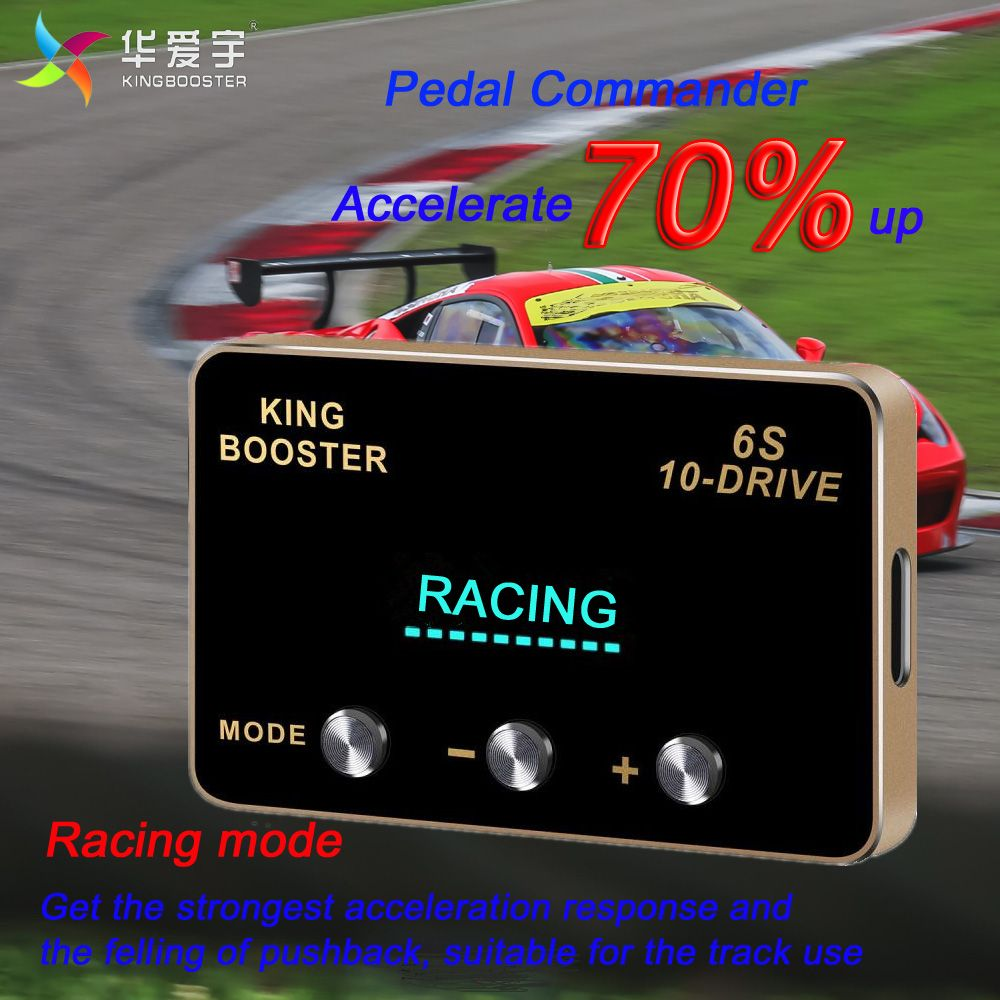 Car pedal quick start accelerate Car Electronic Throttle controller For TOYOTA COROLLA FIELDER 2006.10~2012.4