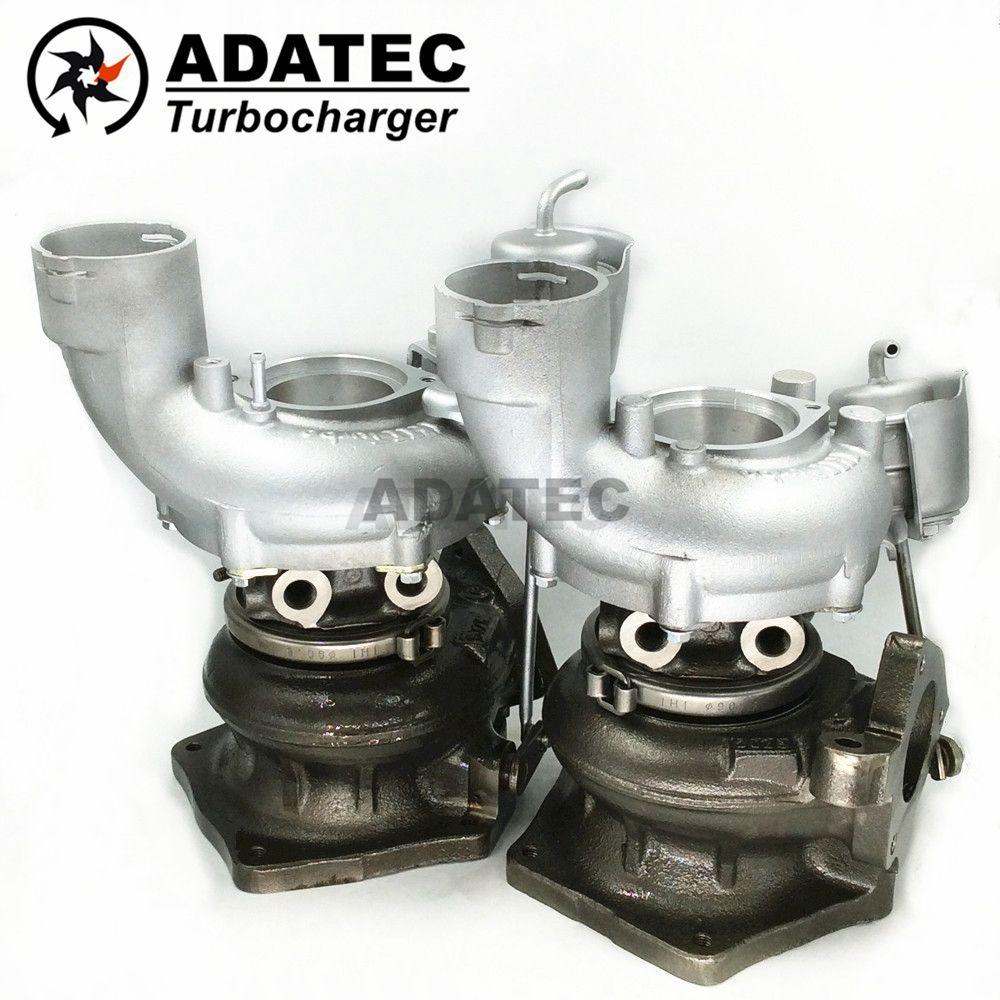 IHI turbo RHF5H 94812301656 94812301556 VVQ1 Links VVQ2 Rechts turbine for Porsche Cayenne 4.5 Turbo (9PA) 331 Kw - 450 HP 948