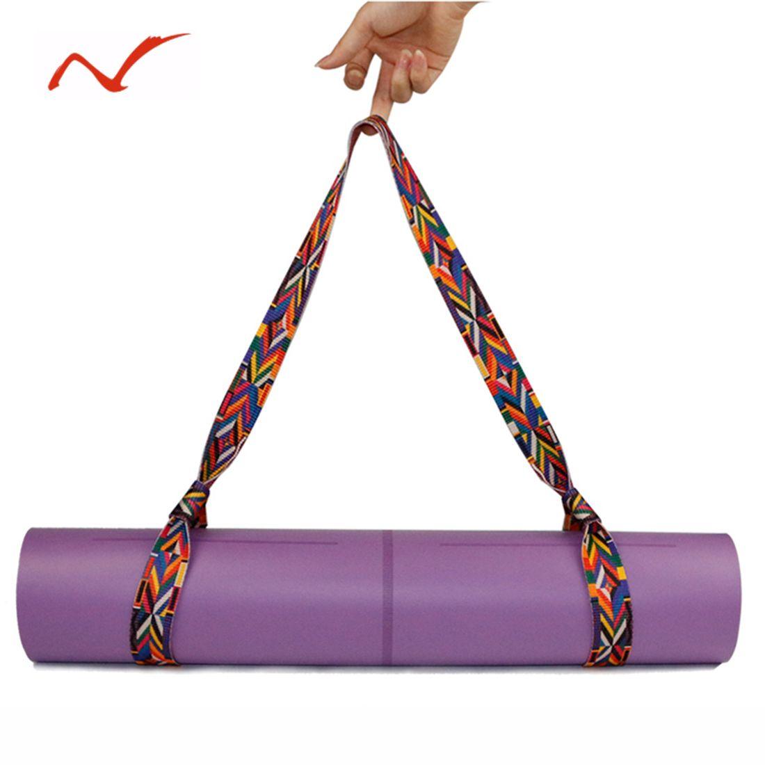 Luxuriöse Yoga Pilates Gymnastikmatte PU Gummi Übung Fitness Workout Matte Kissen