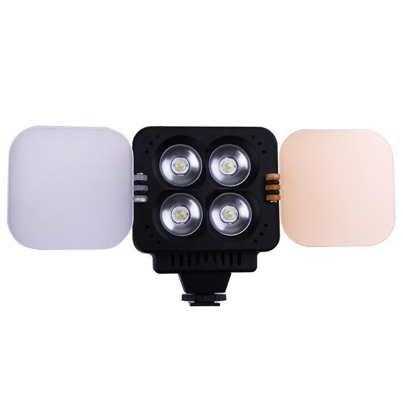 ZF-T4 LED Light Photo Photographic Lighting Fill Light Camera Video LED Lamp Lighting for Camera Camcorder DSLR