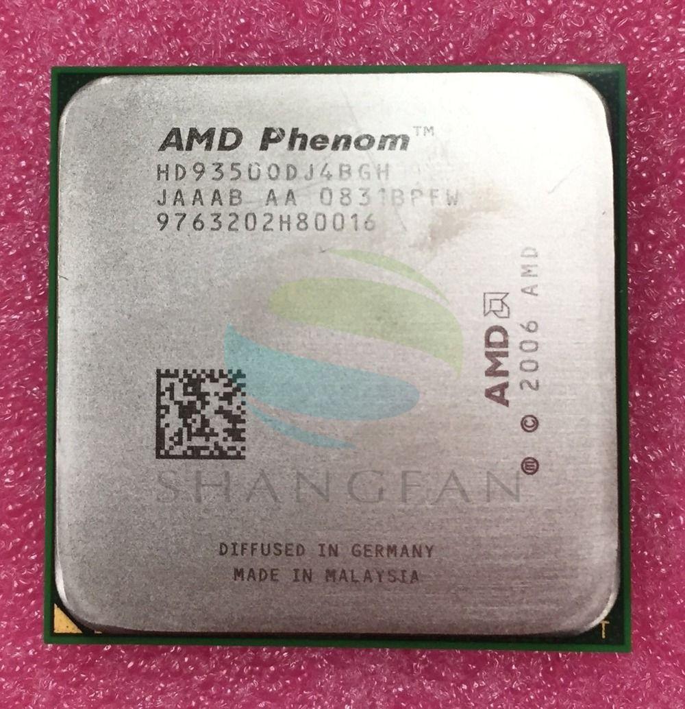 AMD Phenom X4 9350X4 9350e Quad-Core bureau 2 GHz CPU HD9350ODJ4BGHSocket AM2 +/940pin