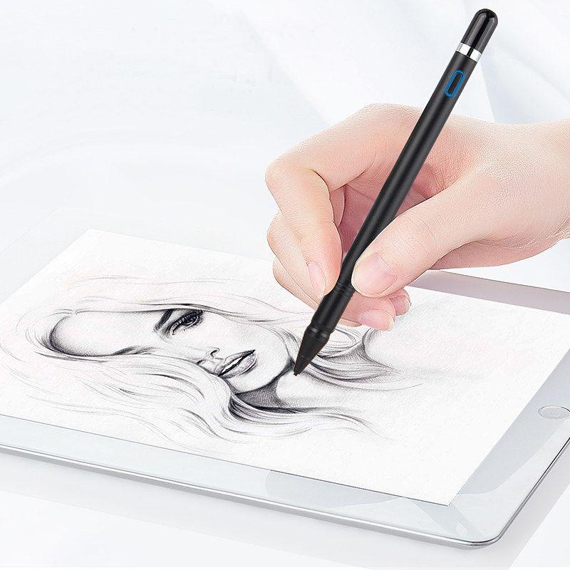 Aktive Stylus Touch Pen Wiederaufladbare Hohe Präzision Zeichnung Bleistift für HP Envy Pavilion SPECTRE X360