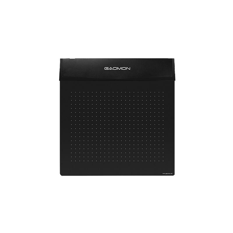 Tablette numérique graphique gafairy S56K 6x5 pouces pour jeu OSU et Mini USB souple Signature tablette de dessin noir conçu!