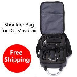 DJI Mavic aire sola correa de hombro bolsa de transporte portátil para DJI Mavic aire drone accesorios caso bolsa