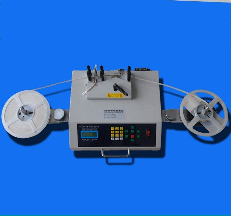 Digital display SMD component counters Electronic parts resistance capacitance Counting machine Leak detection function