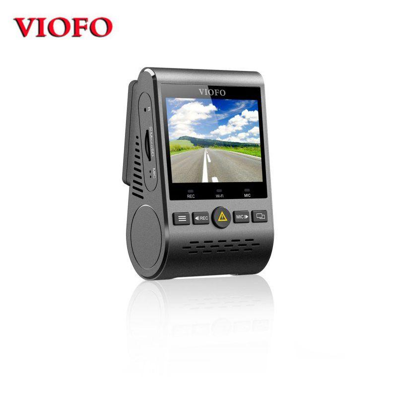 VIOFO A129 Dual Kanal 5 ghz Wi-Fi Full HD Dash Kamera DashCam IMX291 Dual Starvis Sensor HD 1080 p Auto DVR Optional Hinten Kamera