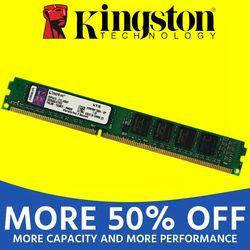Kingston Desktop оперативная память 2 ГБ 2 г 800 МГц PC2-6400 DDR2 ПК Оперативная память 800 667 6400 2 ГБ/4 ГБ/8 ГБ PC3 DDR3 1Г 2Г сети 4G 8G 1333 МГц 1600