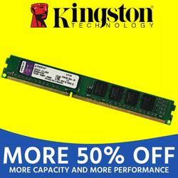 kingston Desktop memory 2GB 2G 800MHz PC2-6400 DDR2 PC RAM 800 667 6400 2GB 4GB 8GB  PC3 DDR3 1G 2G 4G 8G 1333MHz 1600MHz