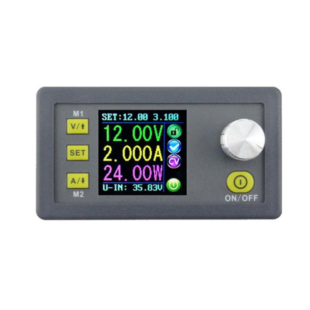 DPS3003 Constant Voltage Current Step-down Programmable Adjustable Regulated Power Supply Voltage Converter LCD Voltmeter