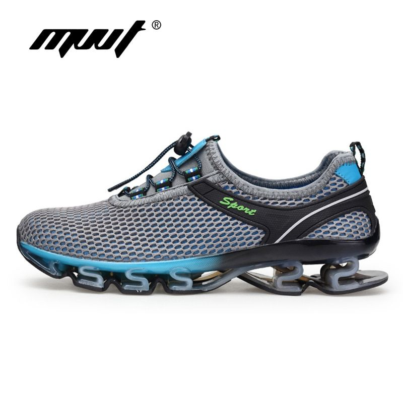 <font><b>Super</b></font> Cool Breathable Running Shoes Men Sneakers Bounce Summer Outdoor Sport Shoes Professional Training Shoes Plus Size 47