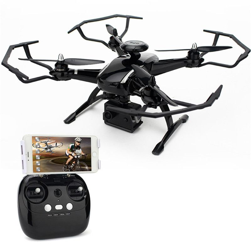 AOSENMA CG035 Double GPS Optical Positioning WIFI FPV With 1080P HD Camera RC Quadcopter FPV Racing Drone Dron Toy Model