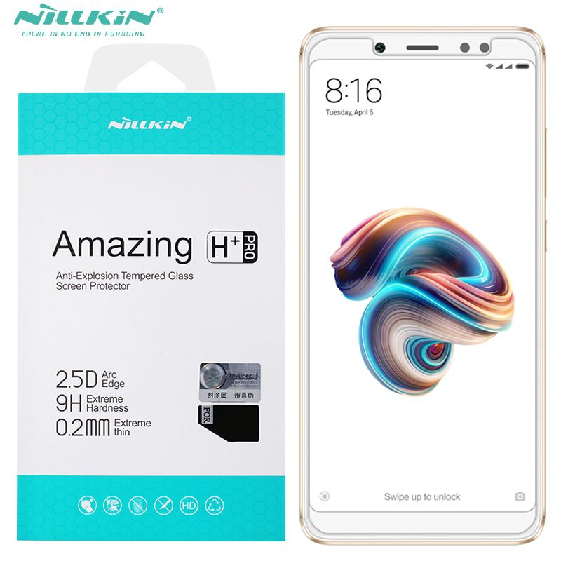 nano film for xiaomi redmi note 5 pro tempered glass nillkin 9h protective film For redmi note5 note 5 pro Screen Protector