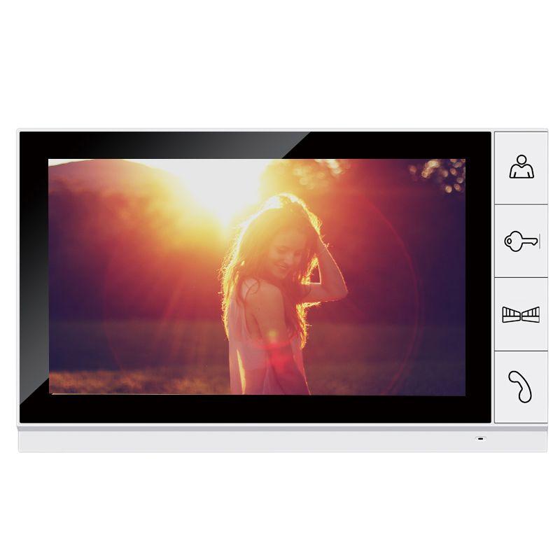 KOSTENLOSER VERSAND Home Security 9 zoll TFT LCD Aufnahme Monitor Video Tür sprechanlage NUR EINEM MONITOR KEINE KAMERA