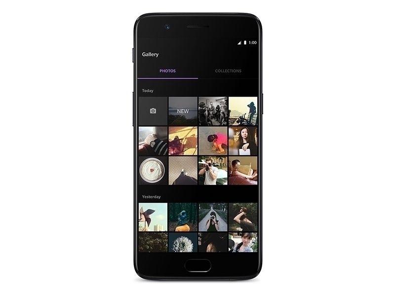 Original nouvelle Version de déverrouillage Oneplus 5 téléphone Mobile 4G LTE 5.5 6 GB RAM 64GB double carte SIM Snapdragon 835 Smartphone Android
