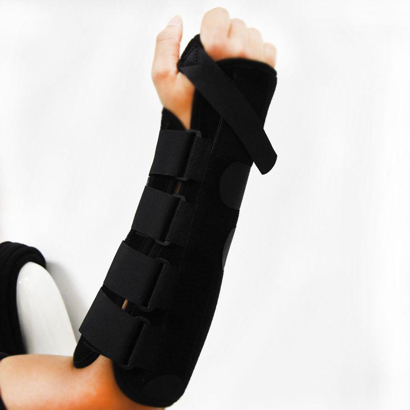 Poignet médical avant-bras Supports orthèse canal carpien entorse avant-bras protecteur d'attelle fixation de fracture articulaire hyperarticulaire