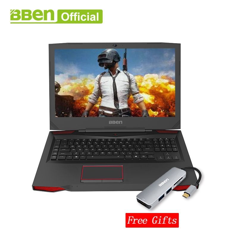 Bben G17 Gaming laptop NVIDIA GTX1060 GDDR5 17.3
