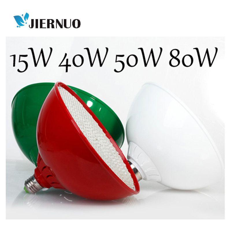 15 Watt 40 Watt 50 Watt 80 Watt Rot + Blau LED Gartenbau Wachsen Licht E27 SMD3528 AC85 ~ 265 V LED Hydroponics Lampen Beste Für Blumen und Pflanzen AE
