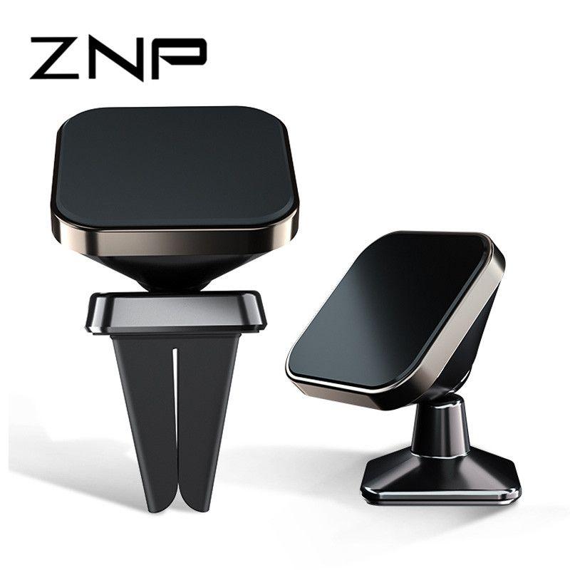 ZNP 3 Stil Magnetischen Auto Telefon Halter Stehen Für iphone X 8 7 Samsung S8 Air Vent GPS Universal Mobile telefon Halter Freies schiff
