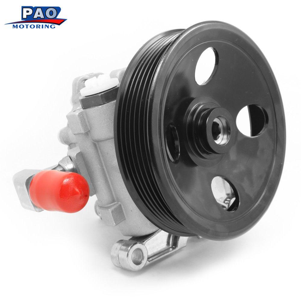 New Power Steering Pump Fit For Mercedes Benz ML320 ML430 ML350 ML 500 W163 ML 55 AMG OEM 0024668601, 0024668701, 0024664701