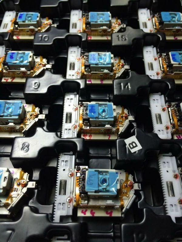Фирменная Новинка SOH-dssb sohdssb dssb DVD линзы лазера Lasereinheit оптический Палочки-ups Блока Optique