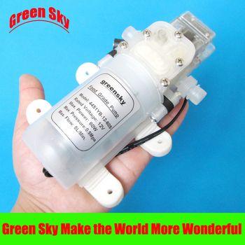 Haute qualité 5L/Min 60 W 12 v dc pompe à membrane de qualité alimentaire