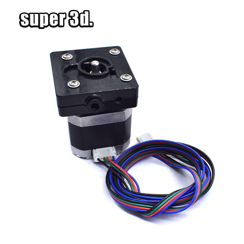 3D Drucker Ultimaker 2 Bowden Extruder Feeder gerät mit Nema 17 stepper motor Für 1,75mm/3,0mm Filament UM2 Remote Extruder