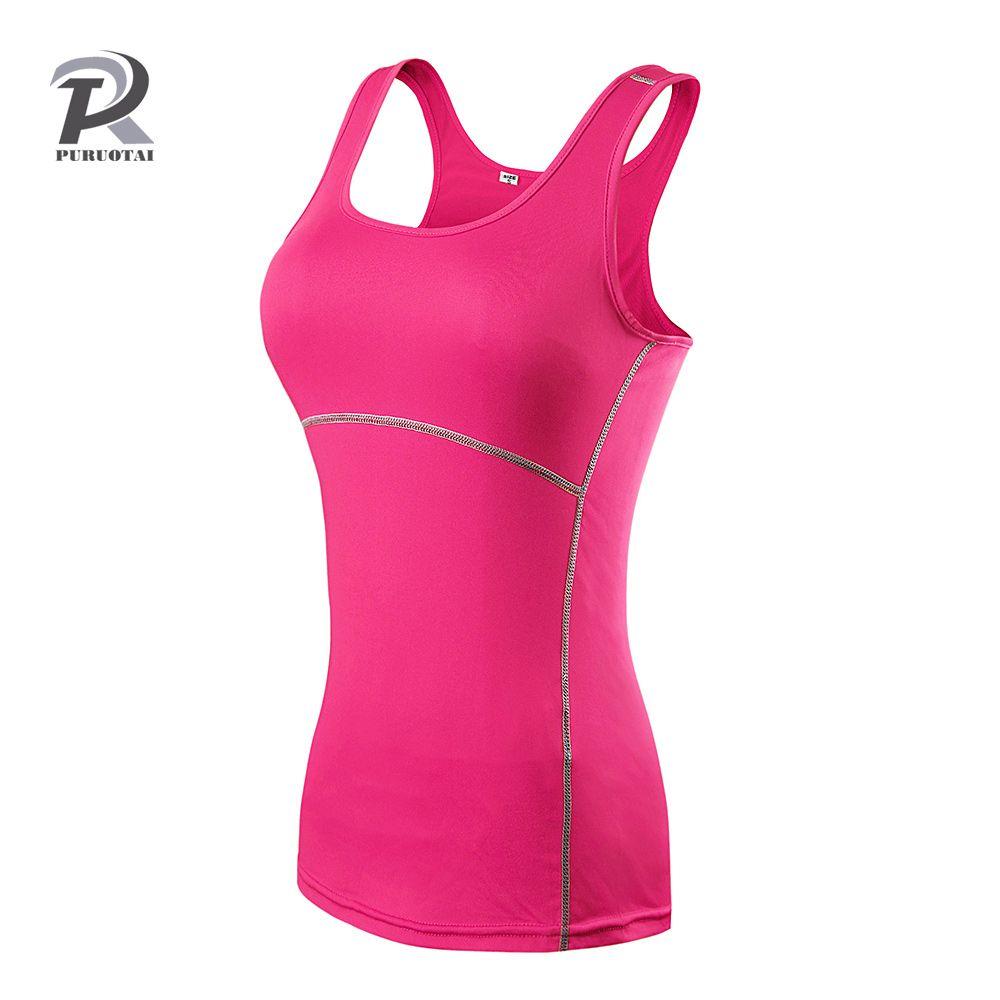 Yoga Tops Women Sexy Gym Sportswear Vest Fitness Tight Woman Clothing Sleeveless Running Shirt Quick Dry White Yoga Clothing
