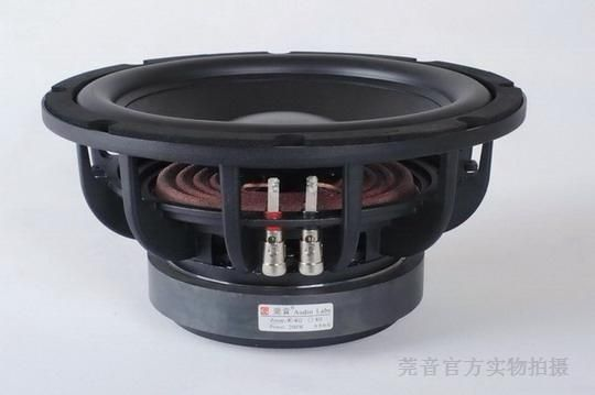 1PCS Audio Labs New 10inch High Performance Subwoofer Speaker Driver Casting Aluminum Frame Deep Suspension Bass Max Power 300W