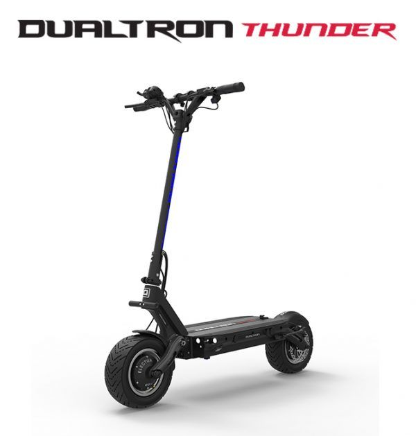 2018 Korea Design Most Powerful Dualtron thunder Electric Scooter 2072Wh