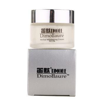 Димоллаурный сильный эффект отбеливающий крем 20 г удаляет веснушки melasma акне пятна пигмент меланин крем для лица от Dimore