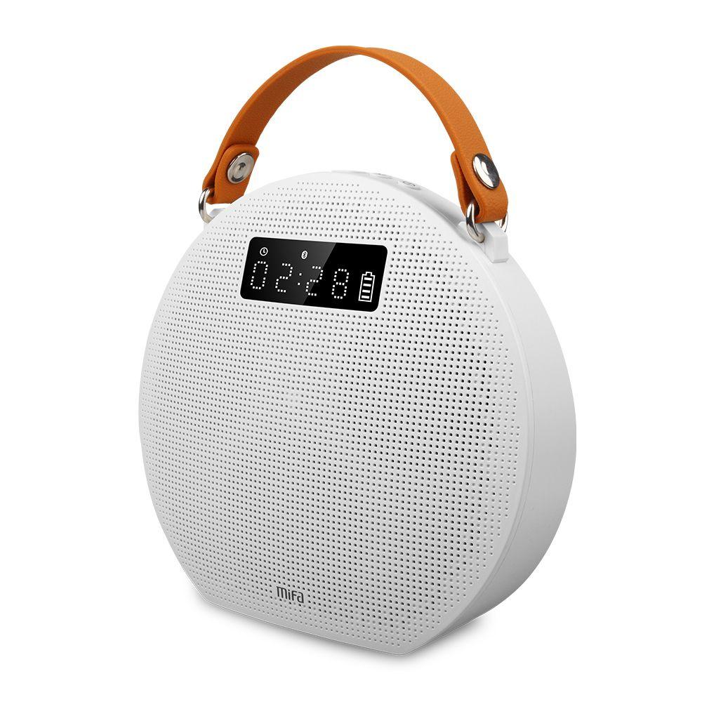 Mifa M9 Portable Bluetooth Stéréo Haut-Parleur 4.0 avec la Banque D'alimentation et Affichage LED Home Cinéma Parti Haut-Parleur Système de Son 3D stéréo
