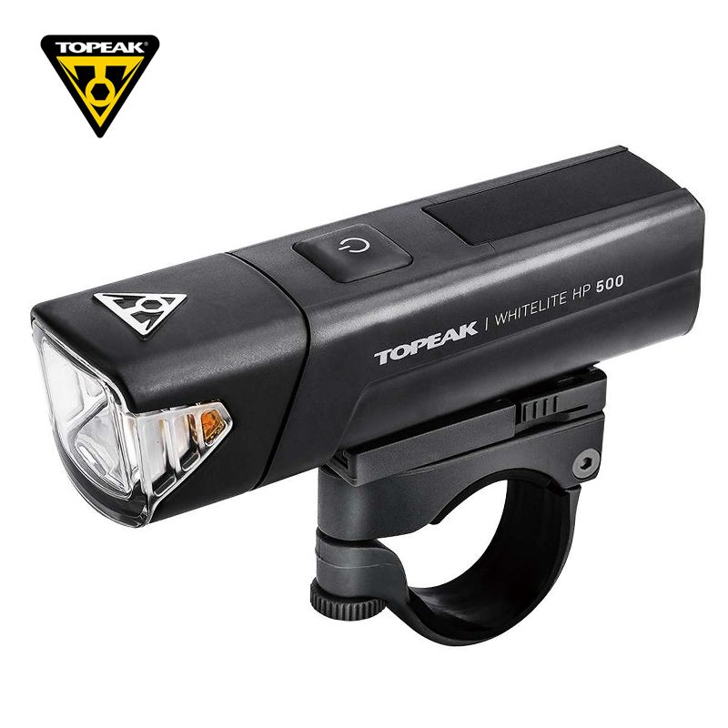 Topeak Fahrrad Front Licht Fahrrad 500Lm Scheinwerfer Cree XP-L Leds Radfahren Lampe Laterne Taschenlampe Für mountainbike oder straße Fahrrad
