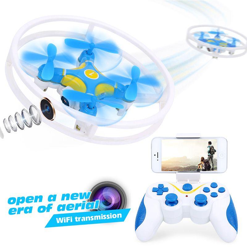 (Mise à niveau Version) RC Selfie Drone Télécommande Hélicoptère Quadcopter 0.3MP 480 P HD Caméra OU RC Dron Pas de Caméra D1 VS JJRC H37