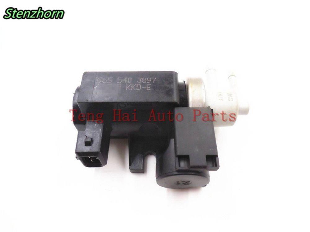 Stenzhorn Genuine OEM Vacuum Modulator 6655403897 For Ssangyong Actyon (Sports) Rexton 06-10