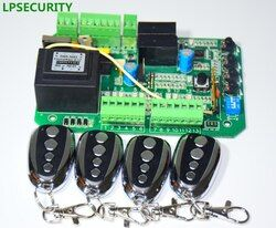 LPSECURITY sliding gate opener motor control unit PCB controller circuit board electronic card PY600ACL SL1500AC PY800AC