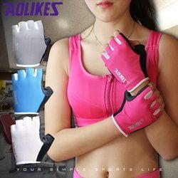 New Women/Men Training Gym Gloves Body Building Sport Fitness Gloves Exercise Weight Lifting Gloves Men Gloves Women S/M/L