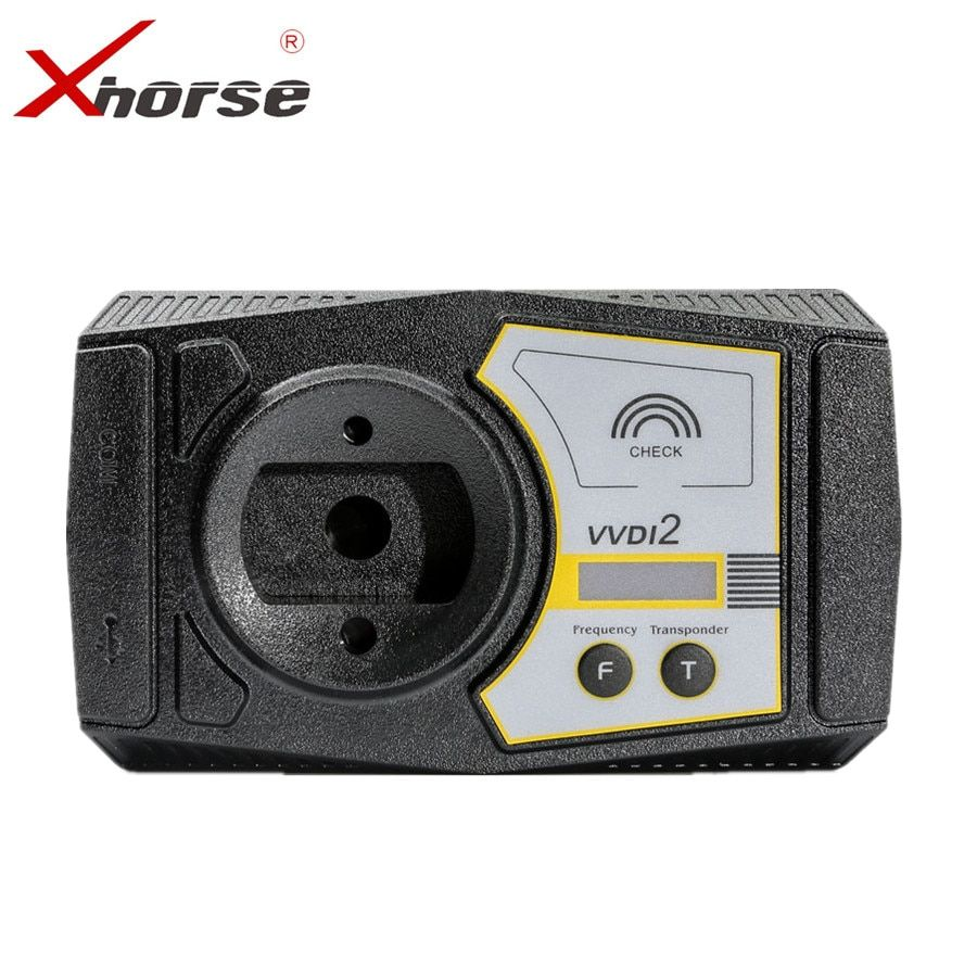 Original Xhorse VVDI2 Commander Programmer with Basic and For V-W Module Plus 5th IMMO Authorization and For Porsche Function