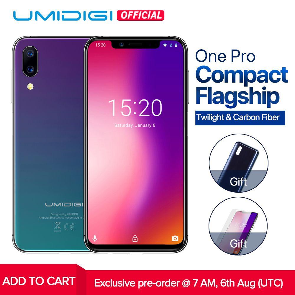 UMIDIGI One Pro Global Band 5.9