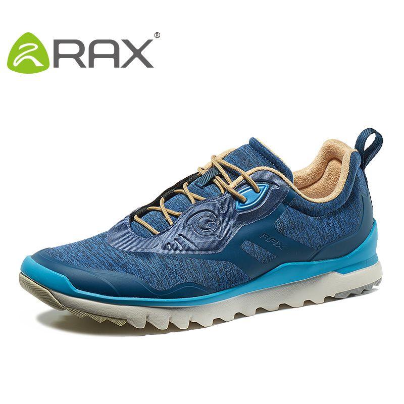 RAX Men's Comfortable Walking Shoes Autumn & Winter Outdoor Sports Shoes Women Lightweight Waking Shoes Men Sneakers 63-5C364