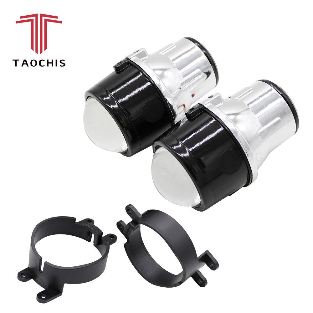 TAOCHIS M6 2.5 pouces projecteur anti-brouillard lentille OEM pour Toyota Corolla Prado Camry Yaris Levin lampe anti-brouillard Hid bi-xénon H11 kit