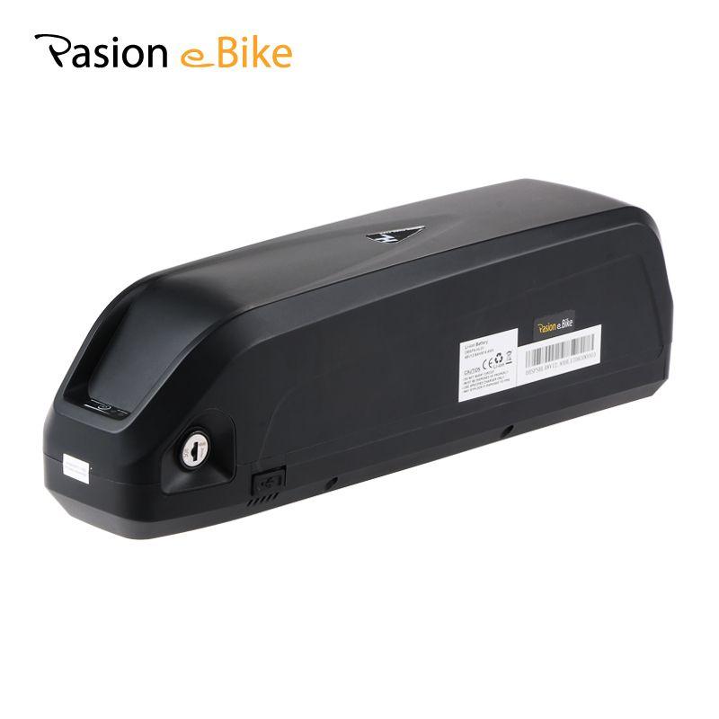 PASION E Fahrrad Batterie 48 V 12Ah Lithium-Batterie 1000 Watt Motor kit HAILONG Li-Ion E-bikes Teile Batterie BMS