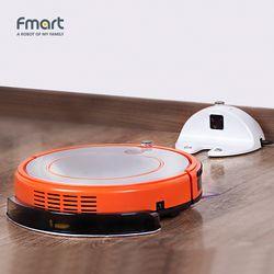 Fmart Robotique aspirateur Pour La Maison Appareils Wet & Dry Mop Sweep Côté Brushs Aspirateurs Télécommande SelfCharge