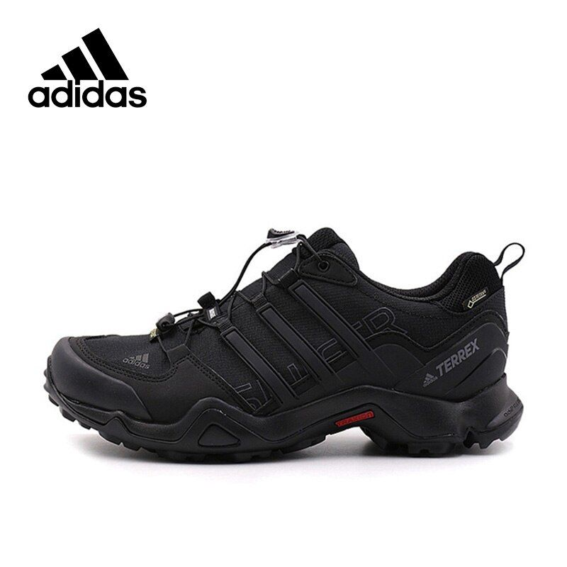 Новый оригинальный поступление 2017 Adidas Terrex Swift Для Мужчин's Треккинговые ботинки Спорт на открытом воздухе Спортивная обувь