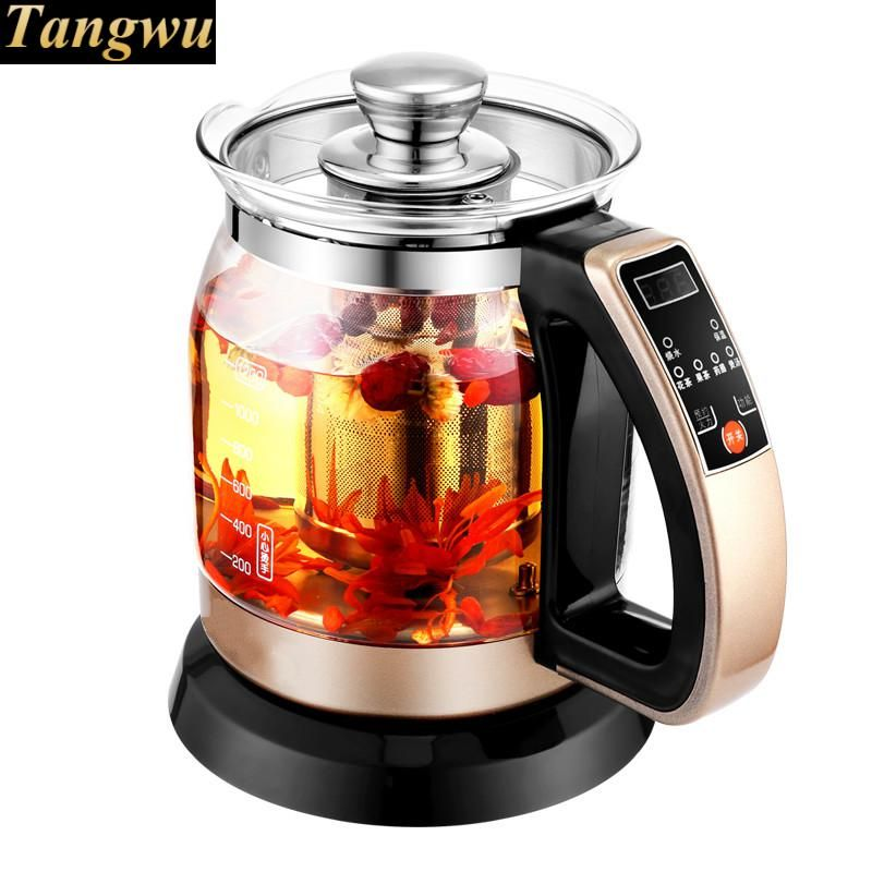 glass electric heating kettle automatic power failure home insulation transparent small capacity