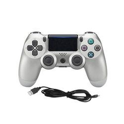 USB Wired Game controller for PS4 Controller PC Sony Playstation 4 for DualShock Vibration Joystick Gamepad for Play Station 4