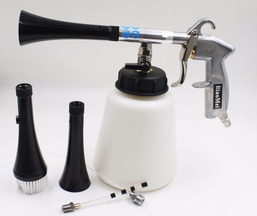 class Z-010 high quality high pressure silicone pipe tube black tornado gun for car wash tornador gun (rubber pusle)