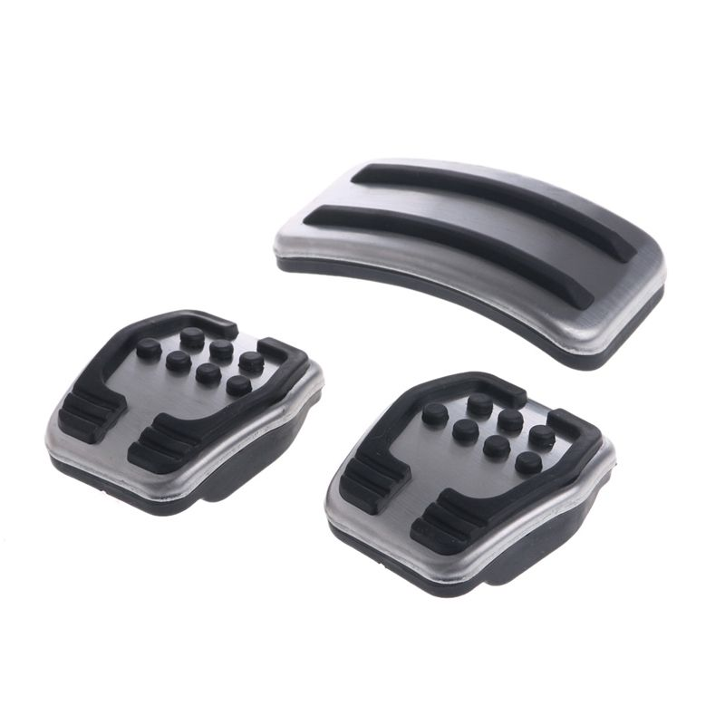 Car Stainless Steel Car Pedal MT Pads For Ford Focus 2 MK2 Focus 3 MK3 2005-2016 Car-Styling