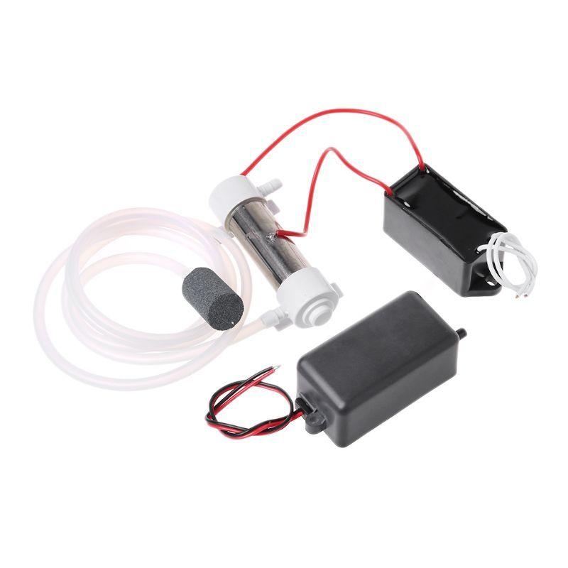 AC220V 500mg Ozon Generator Kit Ozon Wasser Luft Reinigen Reiniger Sterilisator Desinfektor zubehör
